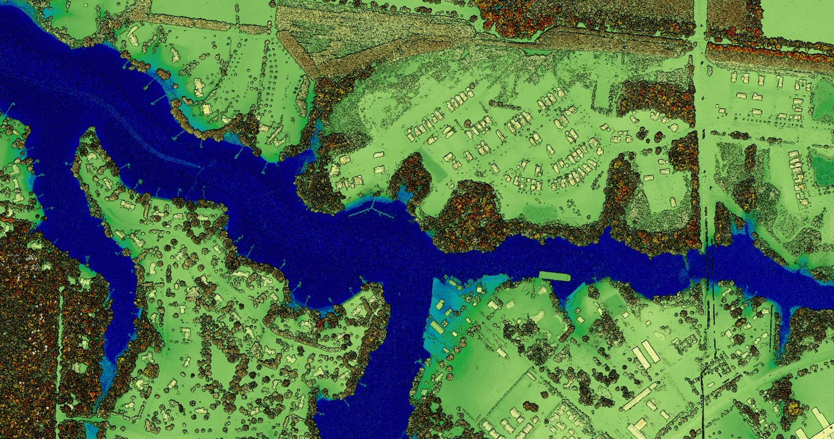 Large Area LiDAR Mapping Innovation