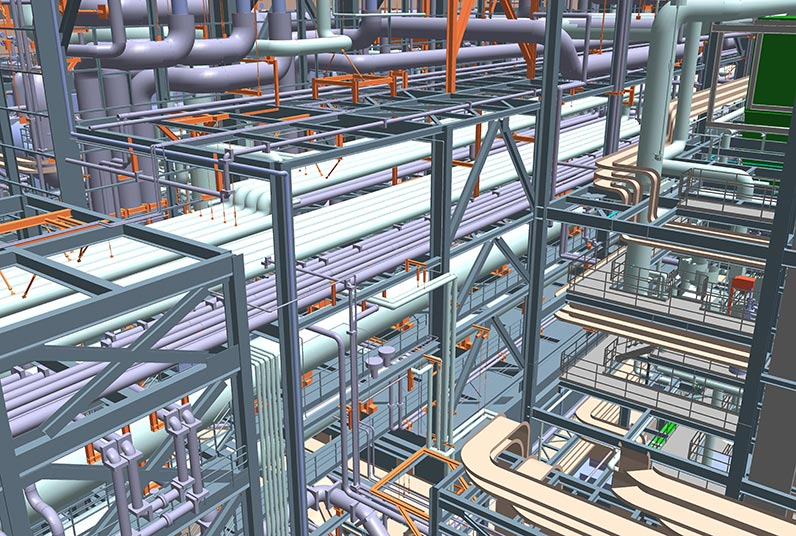 Leading architect-engineering company improves project design data and interrelations with SmartPlant solutions