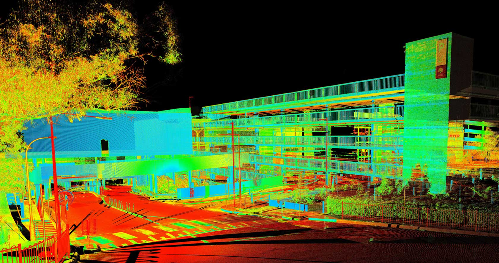 Implementing Reality Capture into BIM with 3D laser scanning