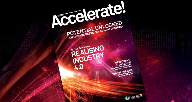 Accelerate Issue 3 Now Available